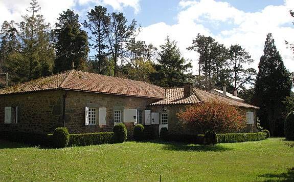 Casa de 7 habitaciones en entorno de campo