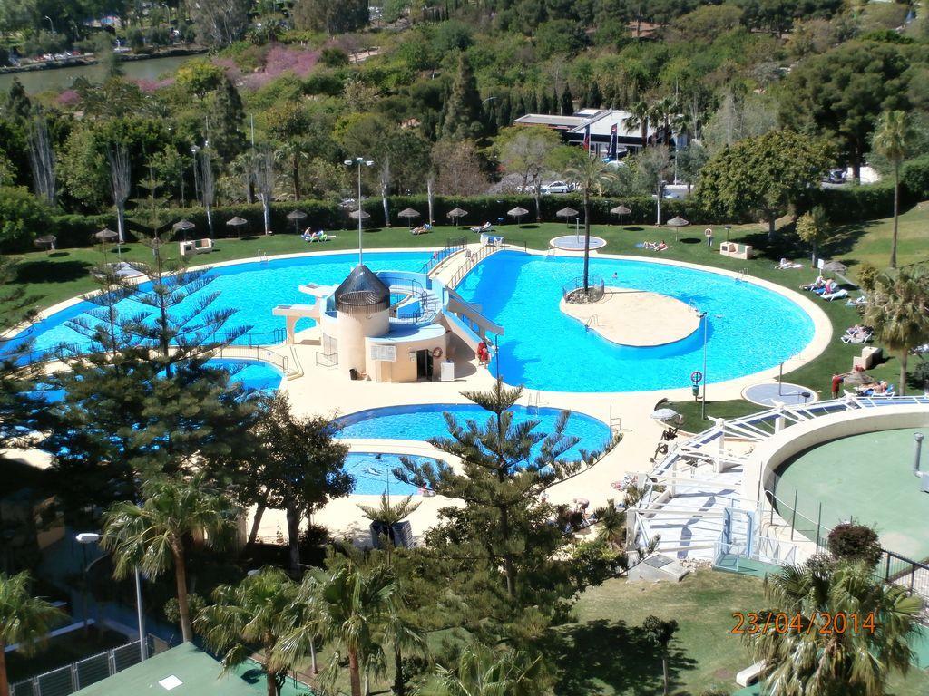 Apartamento turístico atractivo en benalmádena para 4