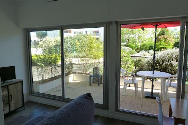 Flat for 3 guests in La rochelle