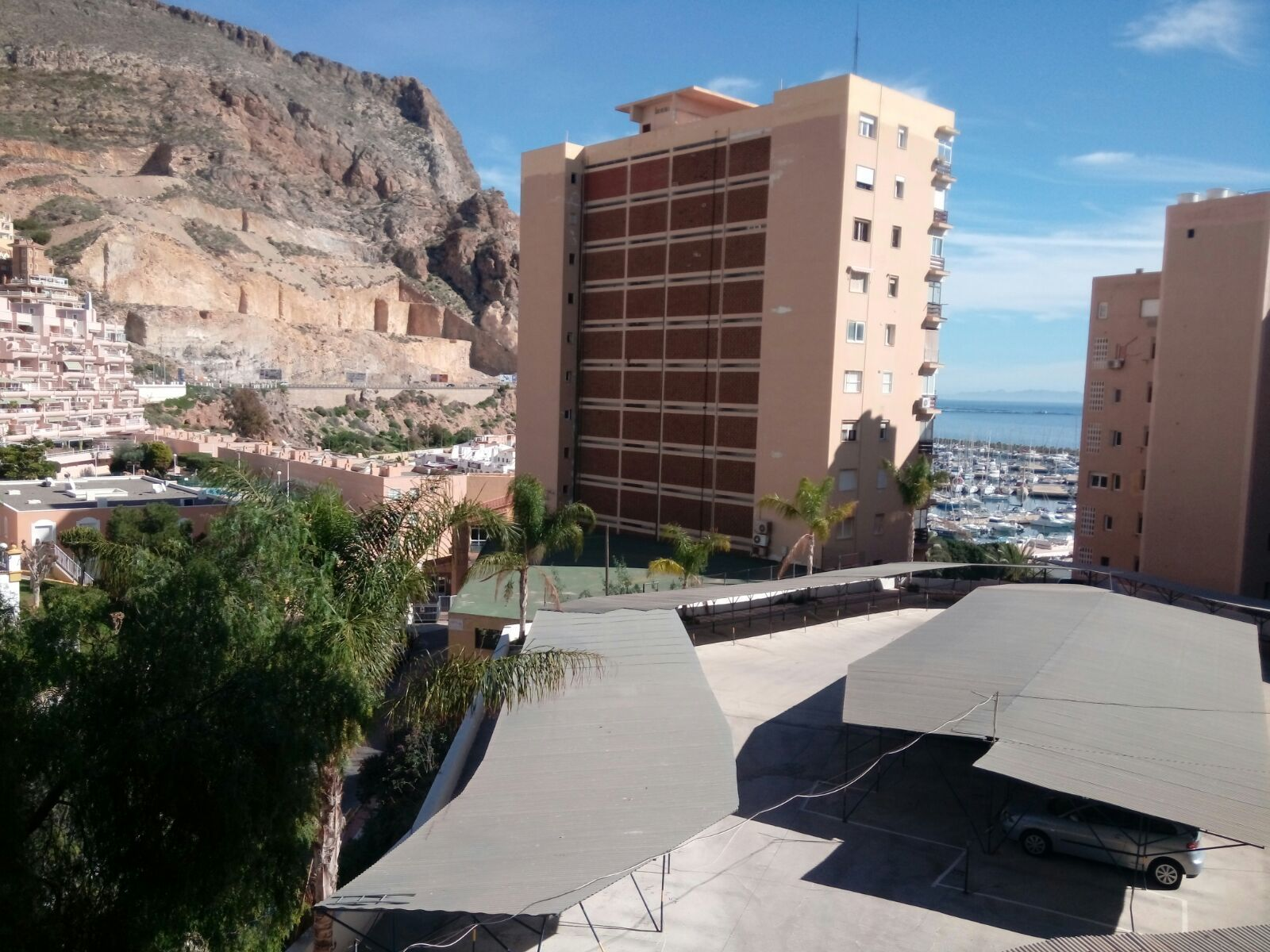 Apartamento ideal en Aguadulce para 4 personas