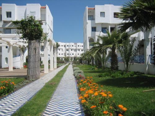 Alojamiento en Tanger de 2 habitaciones