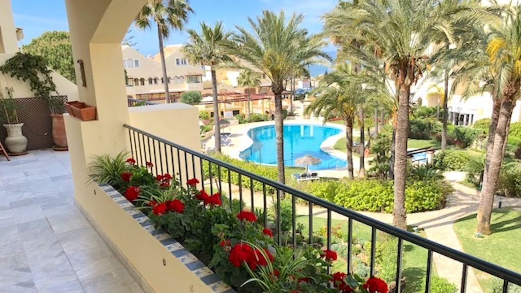 Flat for 6 guests in Marbella