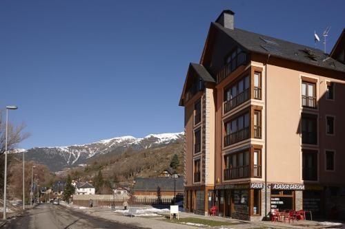 Apartamento para 9 personas en Vielha