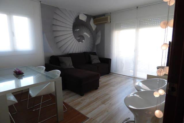 Apartamento para 5 personas en Premià de mar
