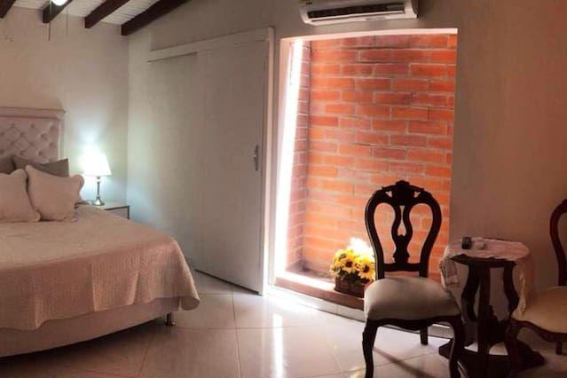 Alojamiento en Medellín de 1 habitación