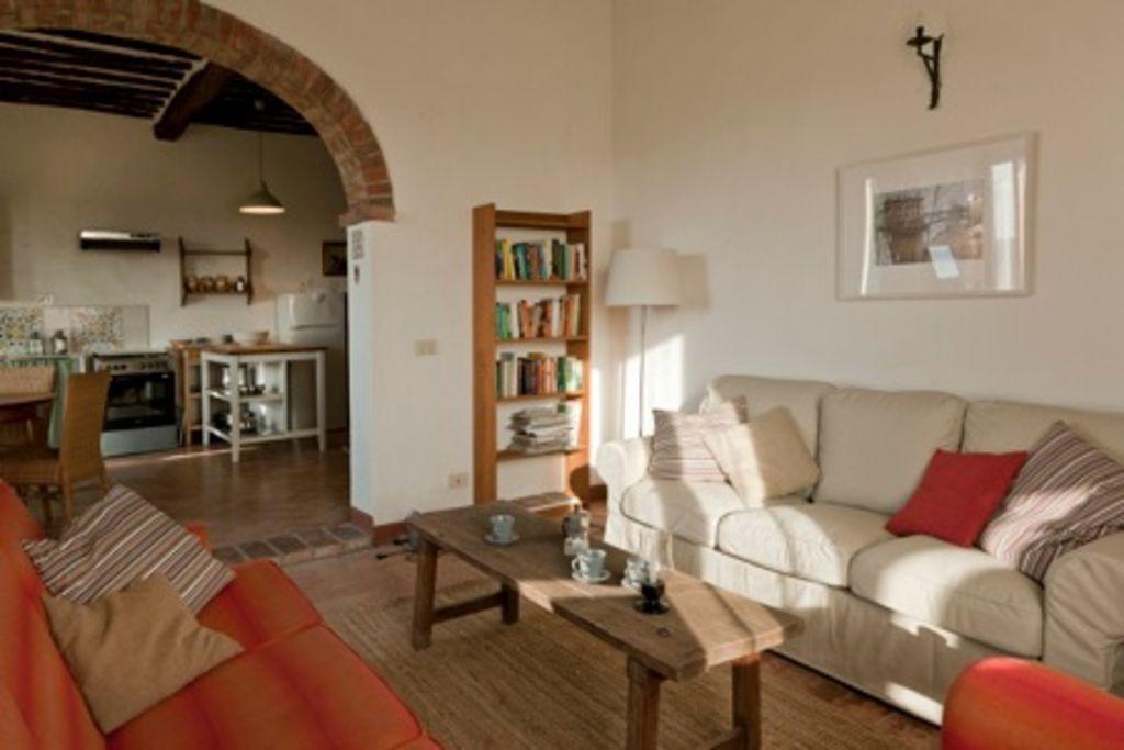 Piso estupendo con Cocina y Sábanas y toallas en Siena