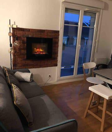 Appartement de 1 chambre avec wi-fi