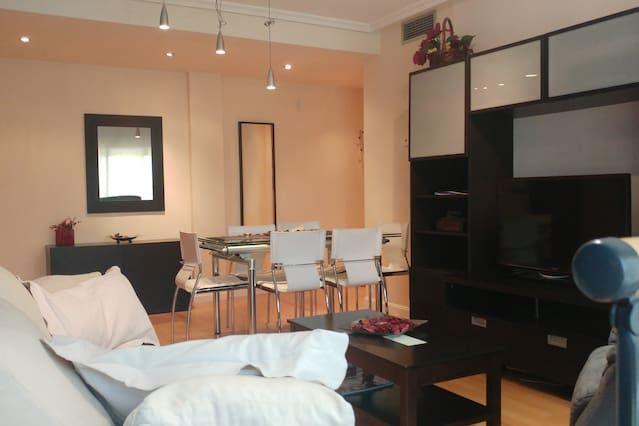 Alojamiento de 100 m² para 6 huéspedes