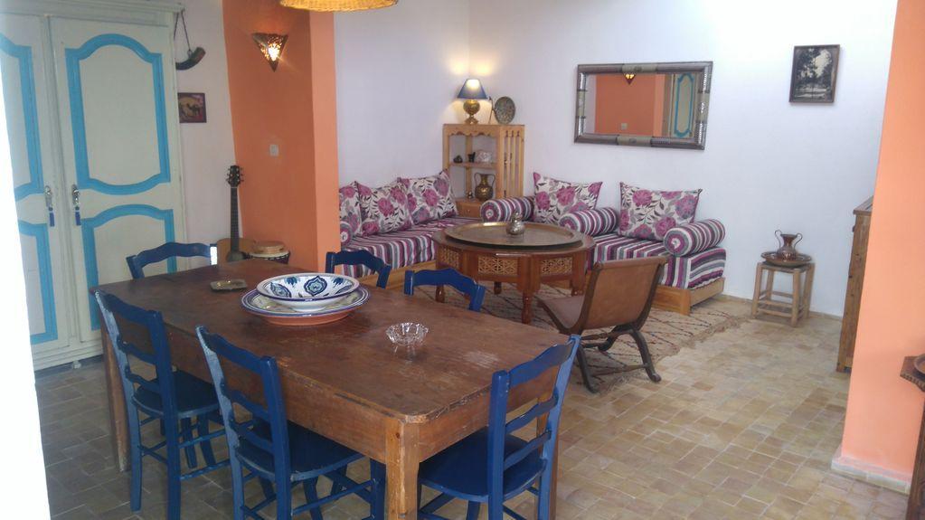 Casa de 2 habitaciones en Essaouira