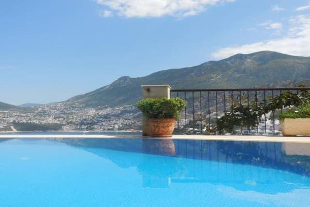 STUNNING Villa Yar Private Pool Sea Views For 10!