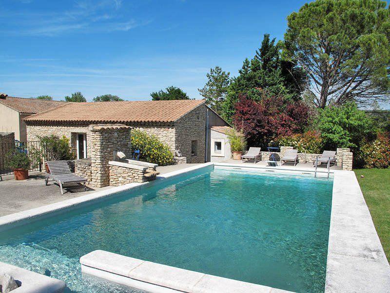 Apartamento con piscina para 4 personas