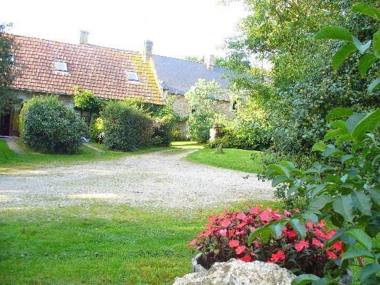 Alojamiento en Kervignac con jardín