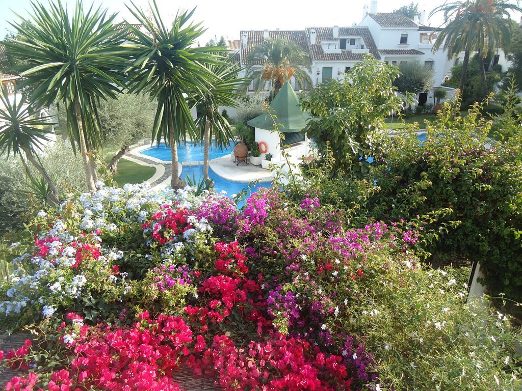 Holiday rental in Costa del sol of 2 rooms