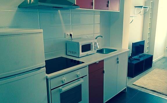 Apartamento ideal para 3 en La coruña