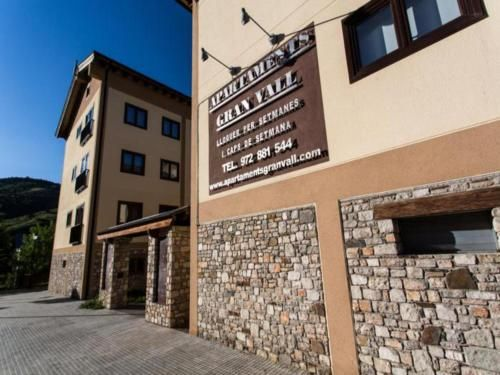 Apartamento para 6 huéspedes en La molina