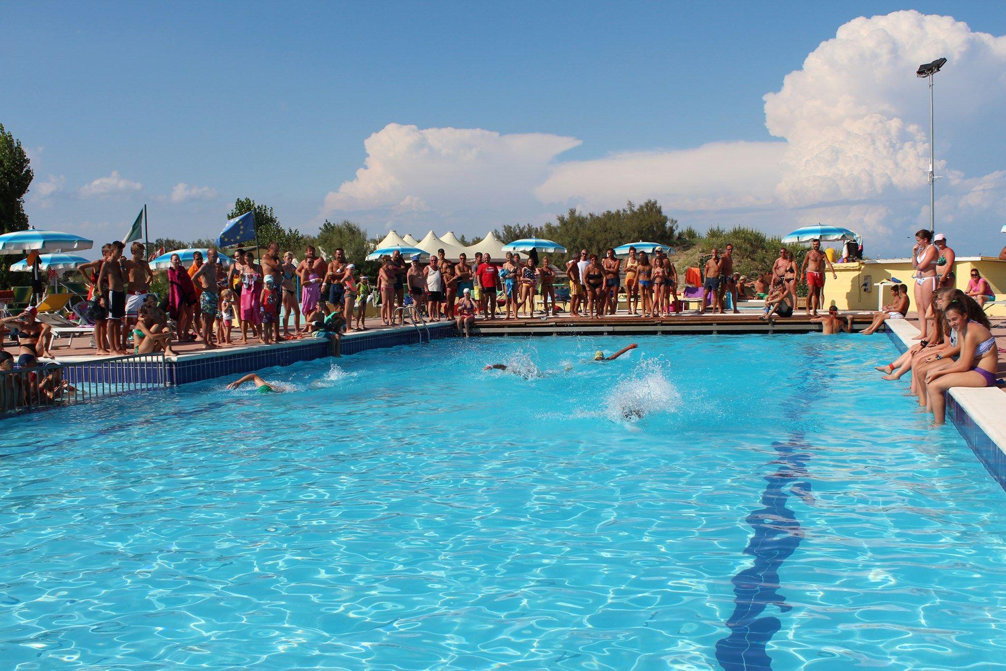 Residencia de 30 m² con piscina