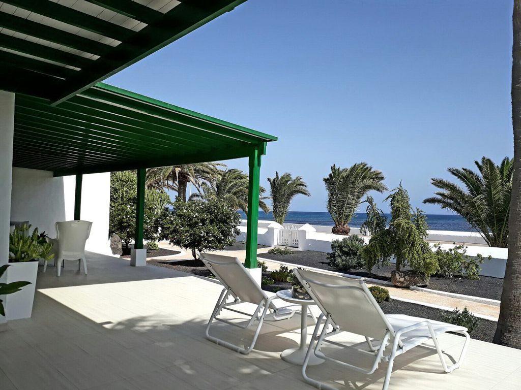 Hogareña vivienda en Playa honda