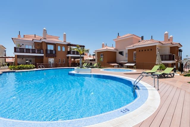 Property in Mogán for 5 people
