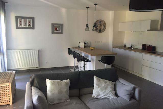 53 m² holiday rental