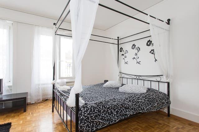 Apartamento en Lausana de 2 habitaciones