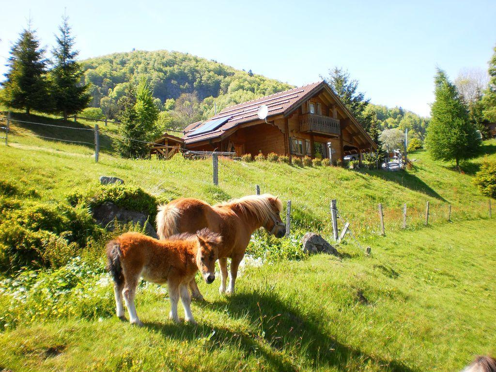 Práctica vivienda en Vosges