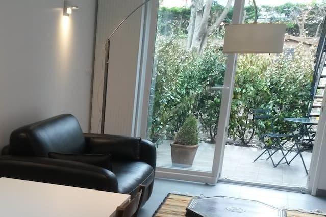 Ferienwohnung auf 40 m²