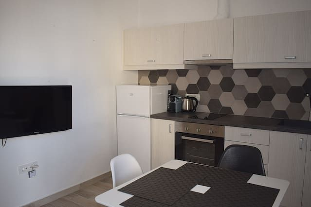 Apartamento para 4 personas en Santorini
