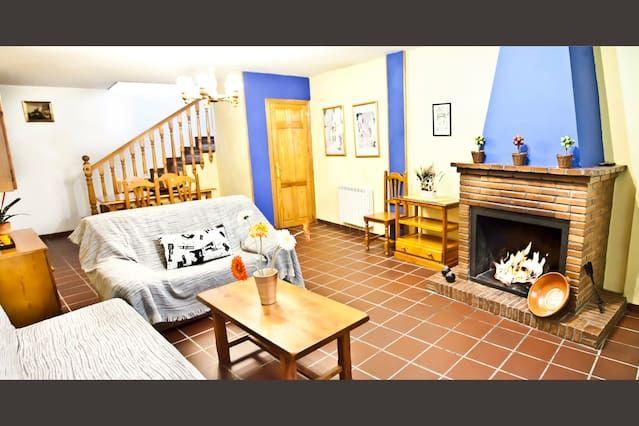 Apartamento en Capileira de 2 habitaciones