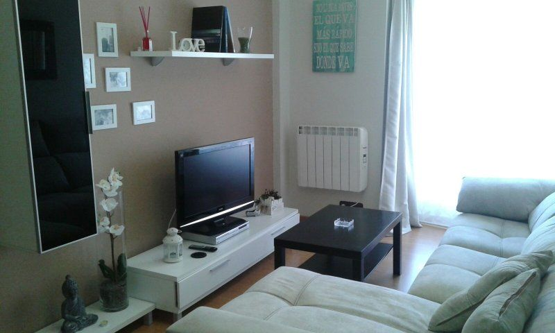 Panoramic holiday rental with balcony