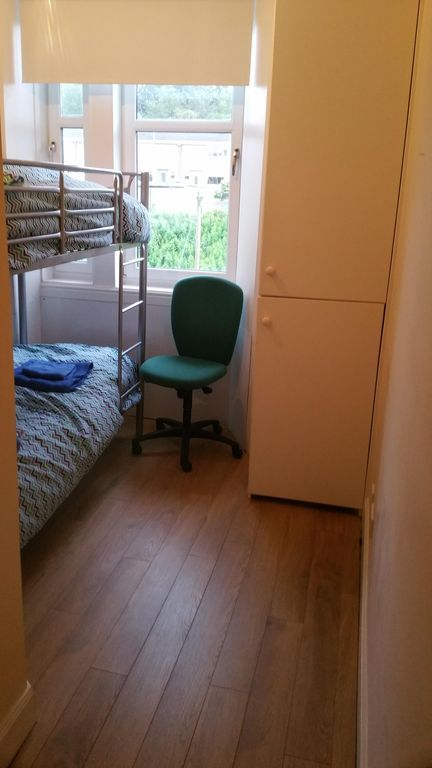 Ideal tourist apartment in Glasgow for 6