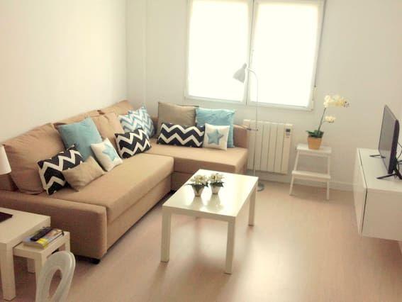 Apartamento 100m de la playa Luanco