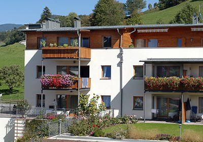 Abitazione di 1 stanza con giardino