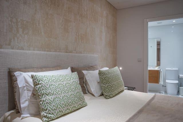Apartamento con vistas de 50 m²