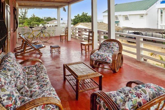 Holiday rental with wi-fi in Mahajanga