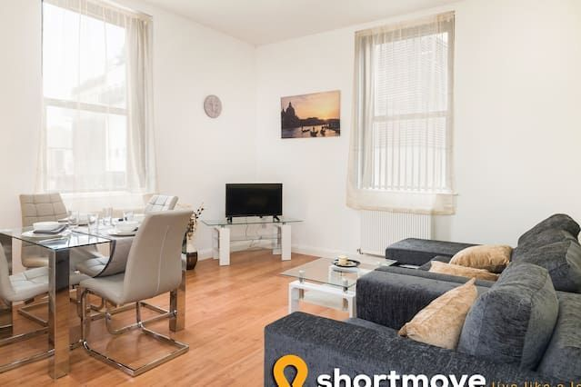 Wonderful flat with 2 rooms