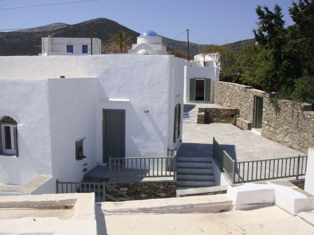 Residencia en Sifnos de 4 habitaciones