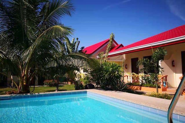 Casa idónea para animales en Panglao