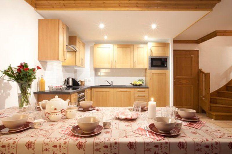 Alojamiento en Montalbert de 1 habitación