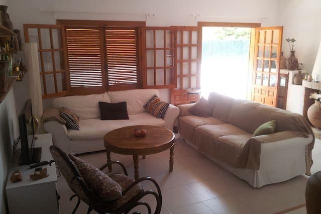 Casa Giralda,where time stops to let you enjoy