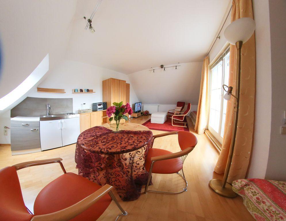 Ferienunterkunft für 2 Personen mit 1 Zimmer