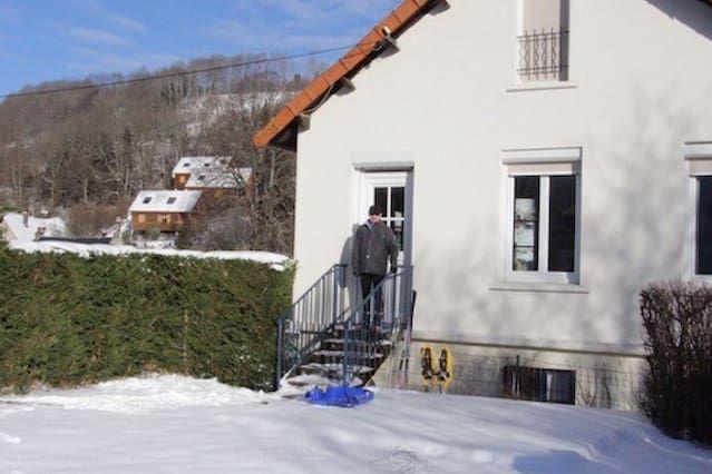 Residencia con vistas para 6 huéspedes
