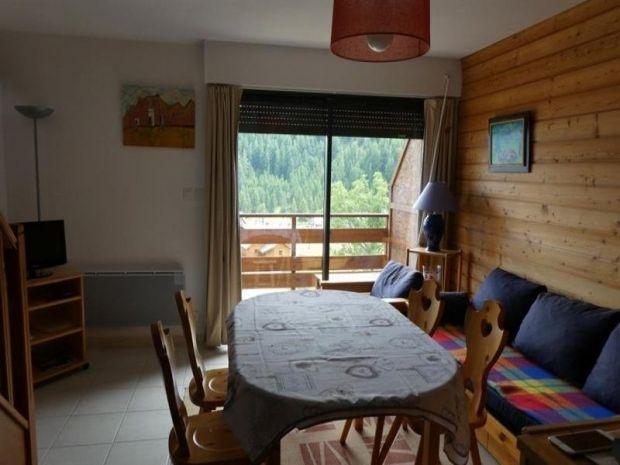 Piso en Savines le lac de 1 habitación