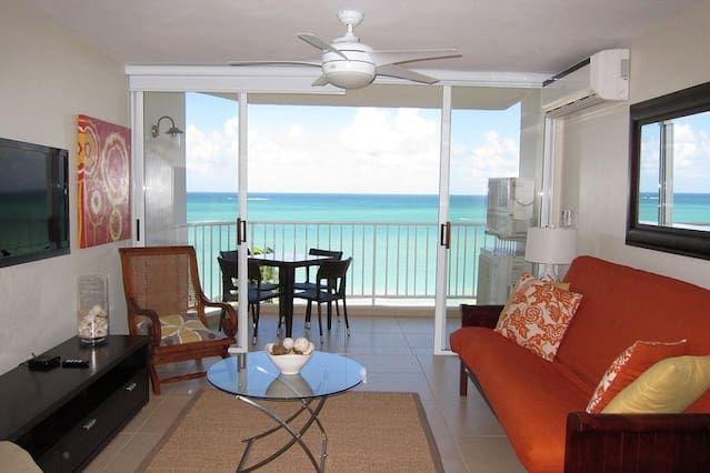 Apartamento con balcón de 2 habitaciones