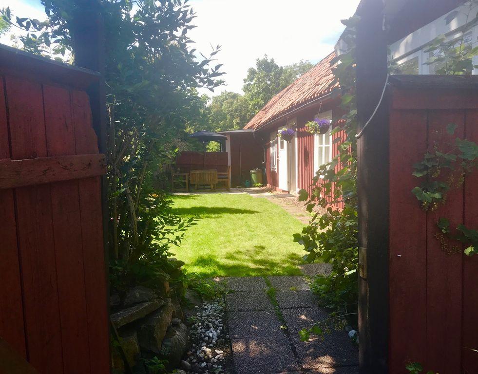 Casa con jardín de 2 habitaciones