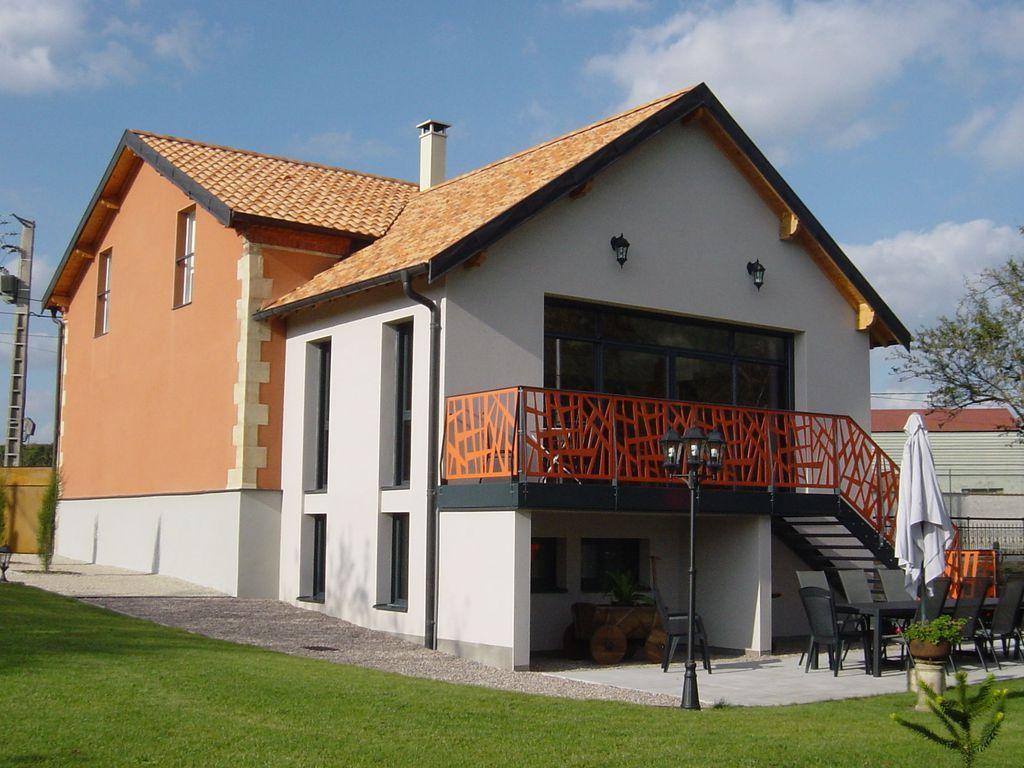 Residencia de 5 habitaciones en Horville-en-ornois