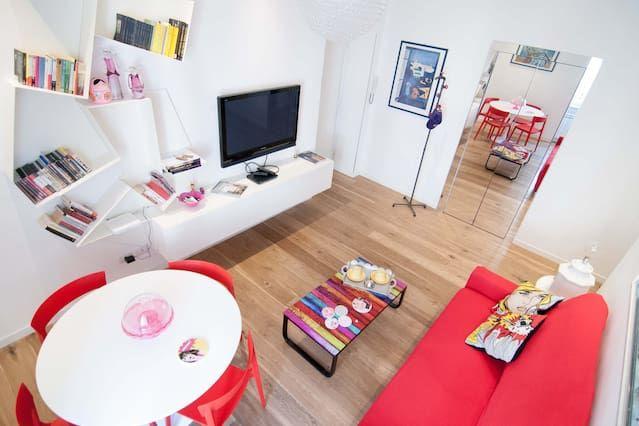 Chalet auf 80 m² mit Wi-Fi