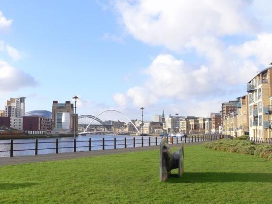 Mariners Wharf - Quayside