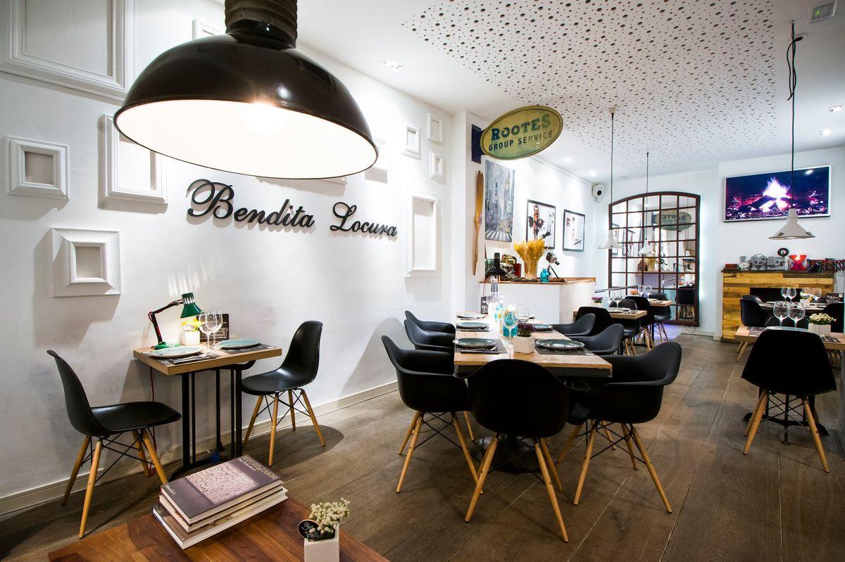La bendita locura restaurant à Madrid