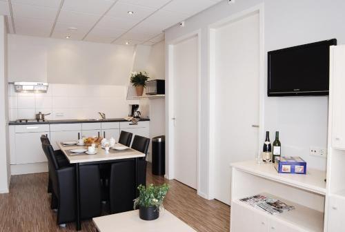 Wohnung mit 2 Zimmern und Balkon