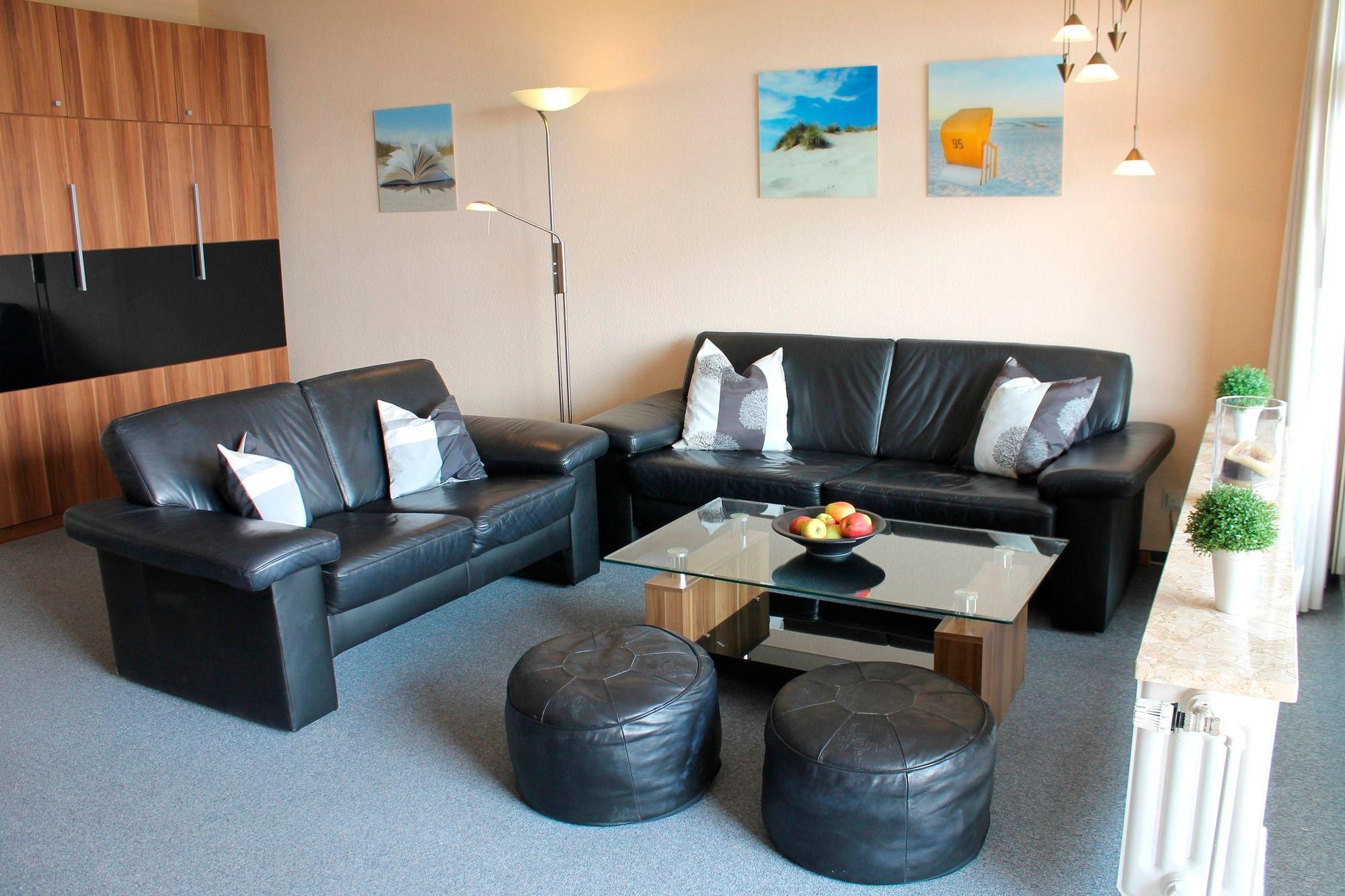 Wohnung auf 56 m² mit Balkon